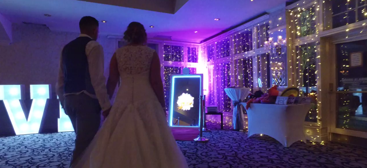 Magical DJ Productions-Magical Mirror Photo Booth Like no other